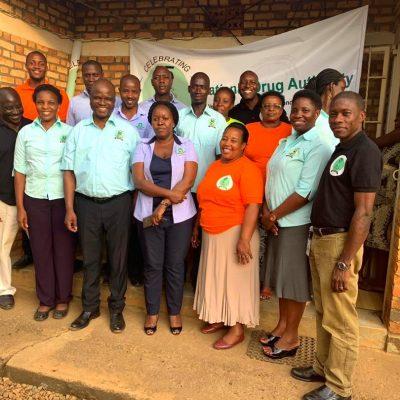 Mbarara Regional team