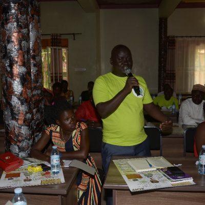 West Nile stakeholders meeting